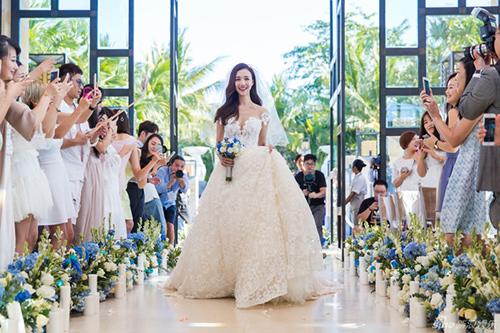Ngôn Thừa Húc, Ngô Kiến Hào hội ngộ trong đám cưới Chu Hiếu Thiên-7
