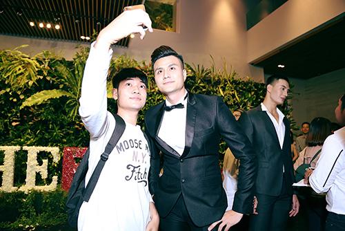 "vinh thuy ly giai ve ly do ""mo nhat"" du lam host the face - 3"