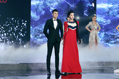 "vinh thuy ly giai ve ly do ""mo nhat"" du lam host the face - 7"