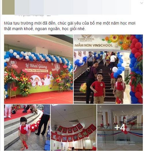 Facebook ngập tràn sắc đỏ cờ hoa ngày khai giảng-12