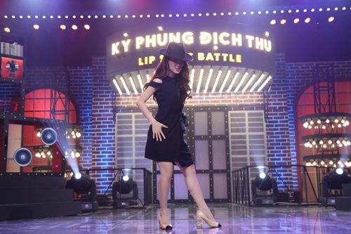 """ky phung dich thu: diem my 9x khoe giong hat """"tham hoa"""" - 6"""