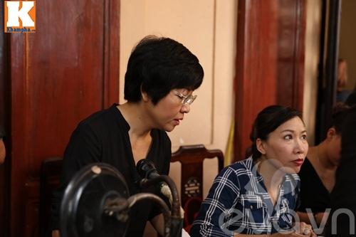 """cong ly, thao van, tra my khoc khong ngung khi toi tien biet """"lao quenh"""" - 8"""