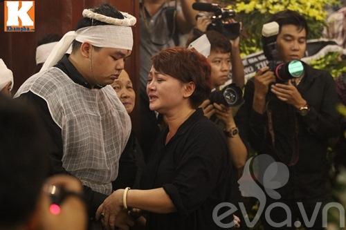 """cong ly, thao van, tra my khoc khong ngung khi toi tien biet """"lao quenh"""" - 12"""