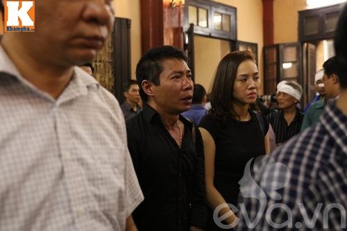 """cong ly, thao van, tra my khoc khong ngung khi toi tien biet """"lao quenh"""" - 3"""