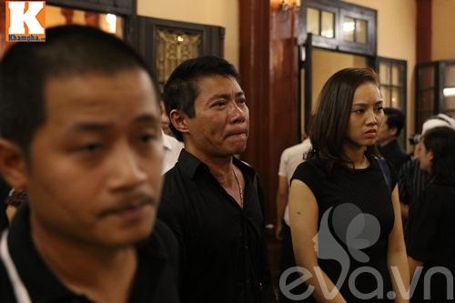 """cong ly, thao van, tra my khoc khong ngung khi toi tien biet """"lao quenh"""" - 4"""