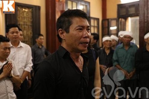 """cong ly, thao van, tra my khoc khong ngung khi toi tien biet """"lao quenh"""" - 5"""
