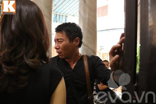 """cong ly, thao van, tra my khoc khong ngung khi toi tien biet """"lao quenh"""" - 6"""