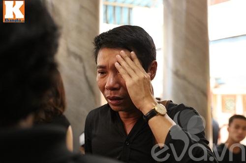 """cong ly, thao van, tra my khoc khong ngung khi toi tien biet """"lao quenh"""" - 2"""