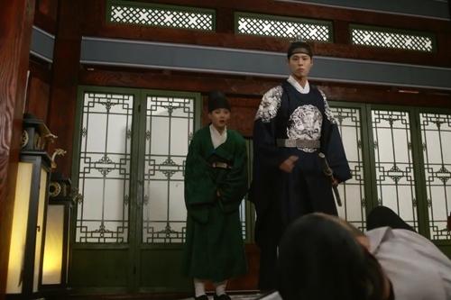 may hoa anh trang tap 6: park bo gum cuu kim yoo jung khoi ke cuong buc - 4