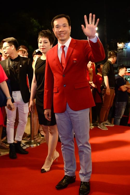 """nha phuong, tran thanh """"le bong"""" tren tham do vtv awards - 16"""