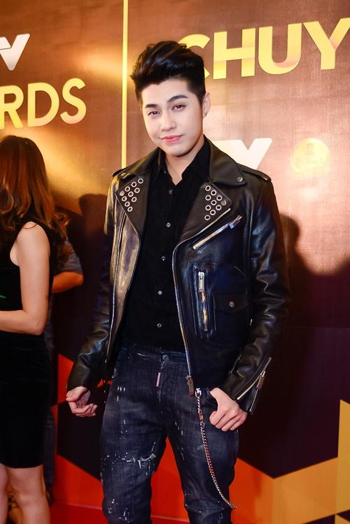 """nha phuong, tran thanh """"le bong"""" tren tham do vtv awards - 6"""