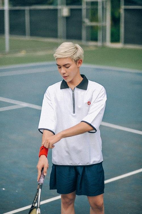 "chu nhan hit ""sau tat ca"" va 2 hot boy dep nhu sao han gay sot khi ra mat nhom nhac - 2"