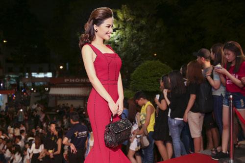duong hoang yen long lay sac do tai vtv awards - 1