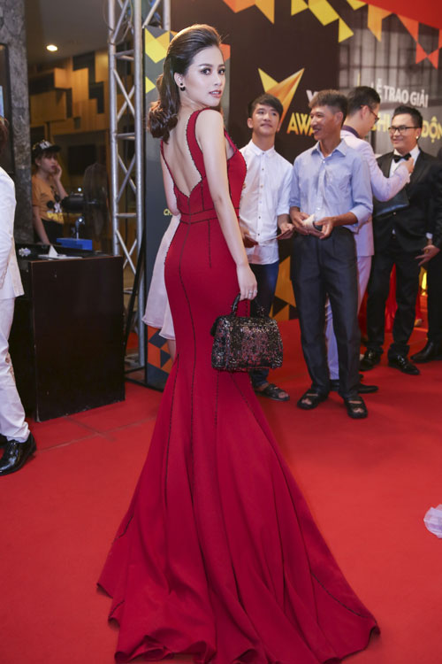 duong hoang yen long lay sac do tai vtv awards - 3