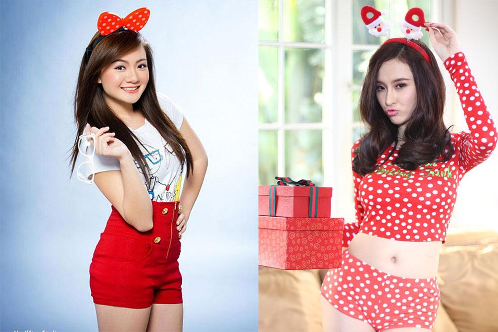 "2 sao nhi ""be xuan mai"", angela phuong trinh bay gio ra sao? - 5"