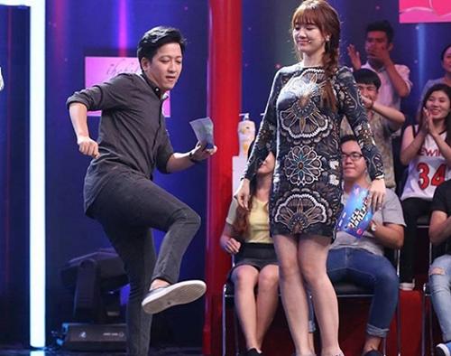 fan tron mat khong hieu vi sao hari won mac lai vay cua me tran thanh - 3