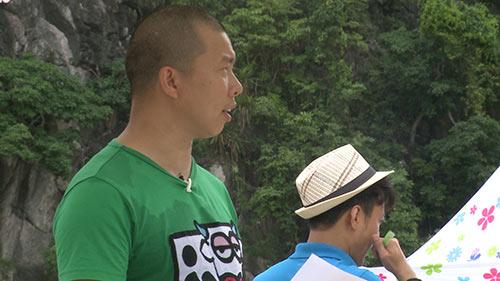 """tap 19 bo oi mua 3: con gai hong dang gay thich thu voi man di cho """"chuyen nghiep"""" - 5"""