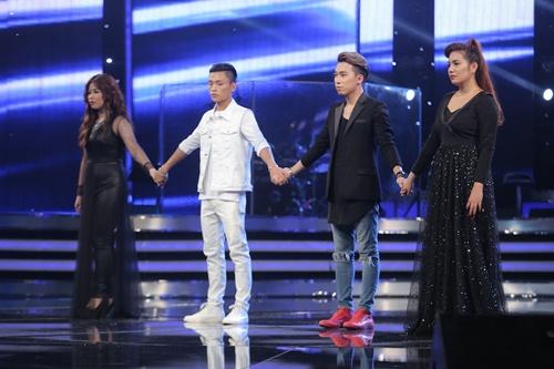 "vietnam idol: bang kieu buon cuoi khi thi sinh mat ""dan"" ra vi co nghiem tuc - 20"