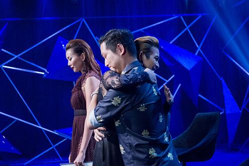 """chi ca"" nha chung vietnam's next top model 2016 bi loai o tap 9 - 18"