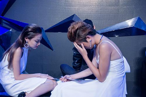 """chi ca"" nha chung vietnam's next top model 2016 bi loai o tap 9 - 19"
