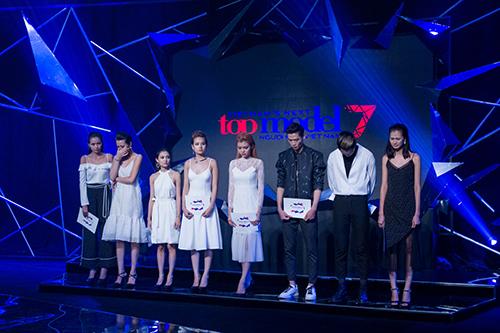 """chi ca"" nha chung vietnam's next top model 2016 bi loai o tap 9 - 20"