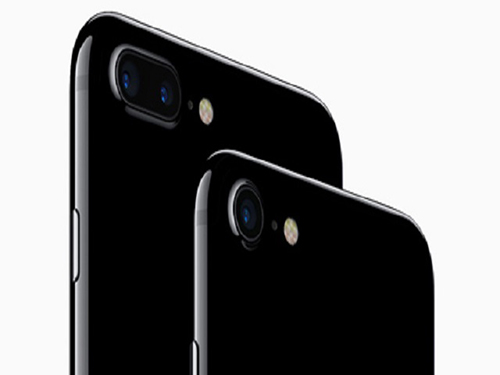 "iphone 7 va iphone 7 plus jet black ""chay hang"" - 1"