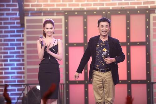 """ky phung dich thu: ngoc trinh """"choang"""" voi anh tay mac ao dai bat chuoc my linh - 1"""