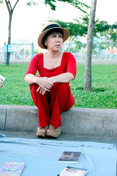 """viet huong lam """"ban loi"""" cua tang thanh ha - 2"""