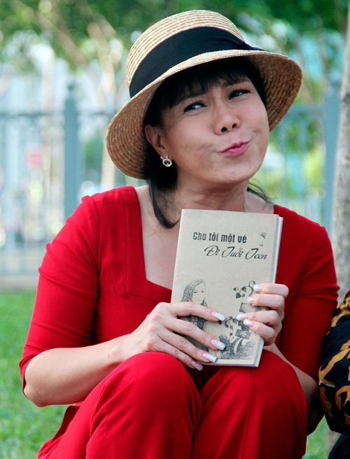 """viet huong lam """"ban loi"""" cua tang thanh ha - 6"""