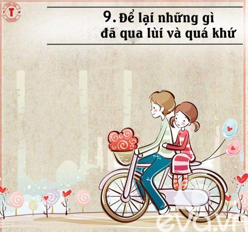 20 bí mật của cặp vợ chồng hạnh phúc-9