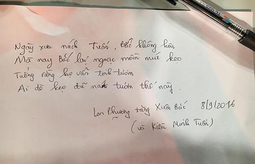 """bang kieu va lan phuong bi don vao the """"bat chap trao nu hon"""" - 6"""