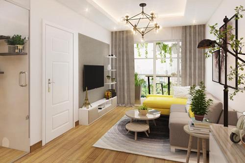 Kiến trúc sư mách mẹo thiết kế nội thất cho căn nhà nhỏ-1