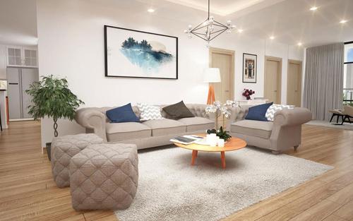 Kiến trúc sư mách mẹo thiết kế nội thất cho căn nhà nhỏ-4