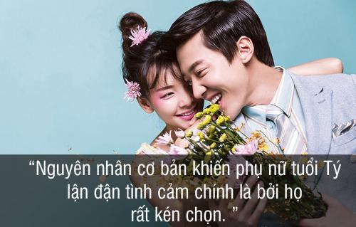 phu nu tuoi nao thuong trac tro duong tinh duyen? - 2