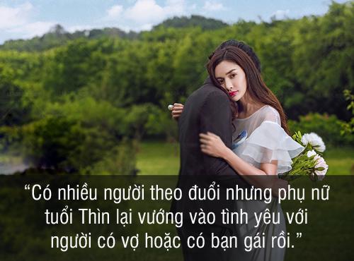 phu nu tuoi nao thuong trac tro duong tinh duyen? - 1