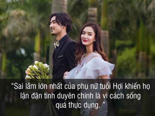 phu nu tuoi nao thuong trac tro duong tinh duyen? - 3
