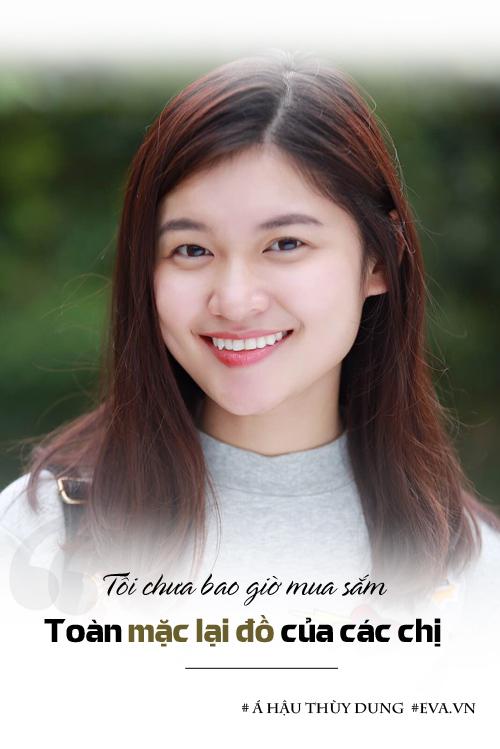"""thuy dung: a hau """"nguoc doi"""" thich di xe may, khong mxh, khong biet den mua sam - 4"""