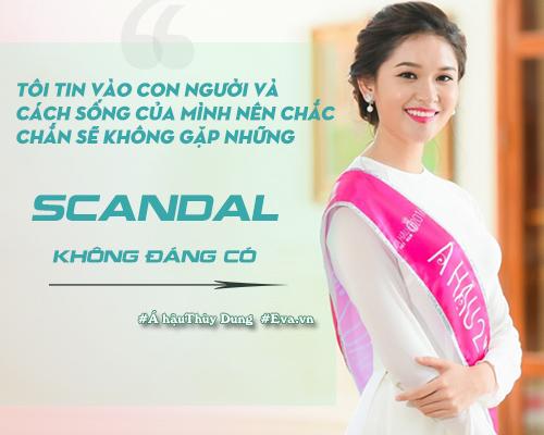 """thuy dung: a hau """"nguoc doi"""" thich di xe may, khong mxh, khong biet den mua sam - 2"""