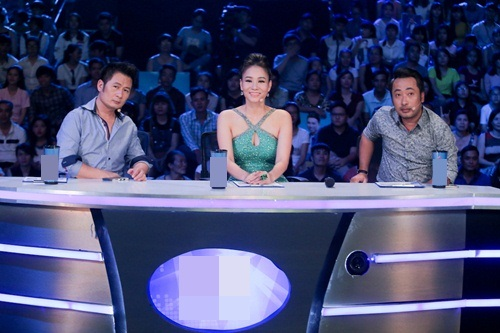 "tv show tuan qua: bang kieu thay thi sinh ""mat dan"", tran thanh bi ""nem da"" tai vtv awards - 1"
