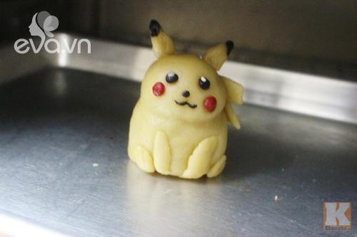 Bánh Trung thu Pokemon bé nào cũng thích - 8