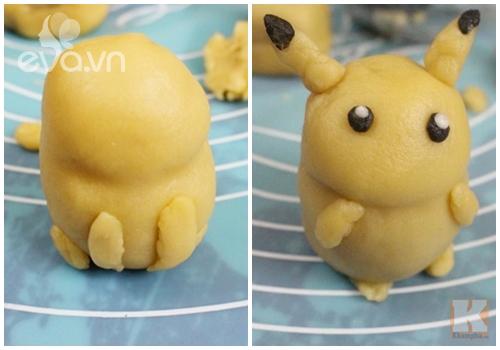 Bánh Trung thu Pokemon bé nào cũng thích - 7