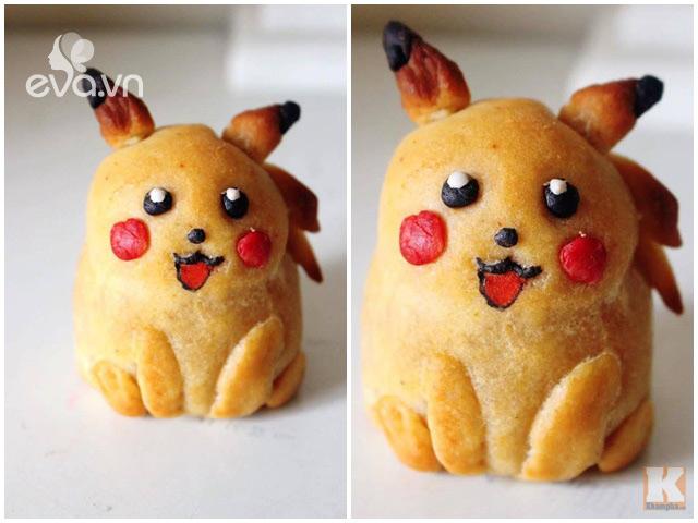 Bánh Trung thu Pokemon bé nào cũng thích - 9