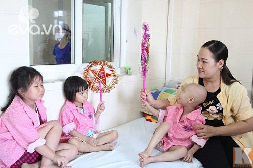 """""""con uoc khong phai don tet trung thu o benh vien...."""" - 12"""
