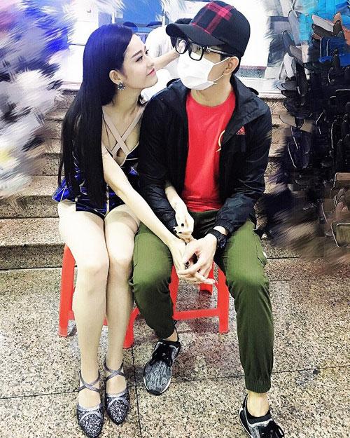 hai con hong nhung thich thu kham pha cong viec lam vuon - 9