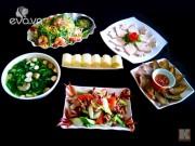 Bếp Eva - Thực đơn cơm chiều nhiều món ăn ngon