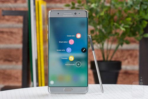 Samsung sẽ vô hiệu hóa Galaxy Note 7 nếu không đổi trả-1