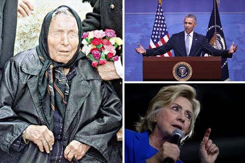 suc khoe ba hillary linh ung voi loi tien tri baba vanga ve tong thong my? - 1
