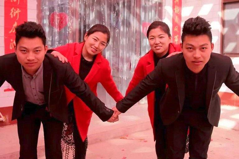 4 đôi vợ chồng kì lạ khiến cả thế giới phải kinh ngạc-7