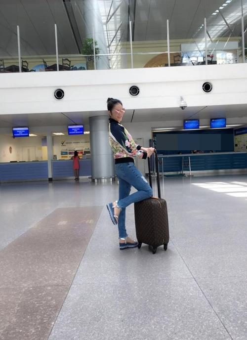 Lý Nhã Kỳ sợ bạn trai buồn khi đi công tác nước ngoài liên miên-3