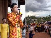 Làng sao - Hoài Linh bất ngờ thông báo tạm đóng cửa nhà thờ Tổ nghề